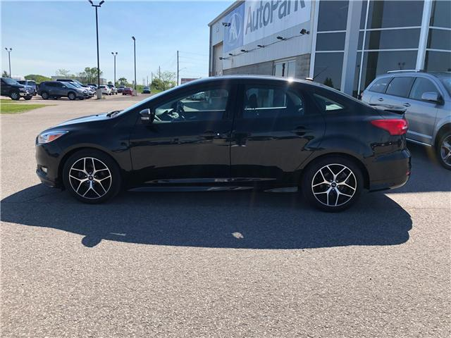 2015 Ford Focus SE (Stk: 15-45268JB) in Barrie - Image 8 of 25