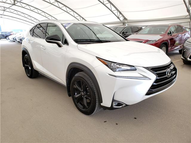 2017 Lexus NX 200t Base (Stk: L19458A) in Calgary - Image 1 of 22