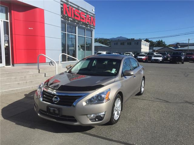 2015 Nissan Altima 2.5 SL (Stk: N95-9879A) in Chilliwack - Image 1 of 10