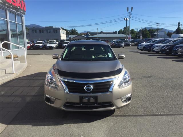 2015 Nissan Altima 2.5 SL (Stk: N95-9879A) in Chilliwack - Image 2 of 10