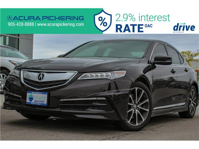 2015 Acura TLX Tech (Stk: AP4880) in Pickering - Image 1 of 15