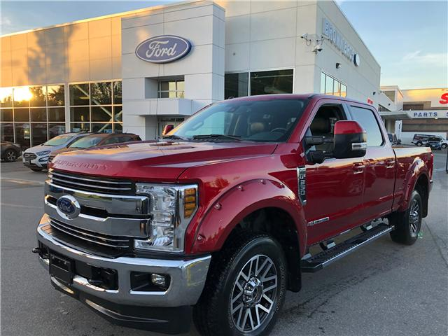 2018 Ford F-350 Lariat (Stk: LP19206) in Vancouver - Image 1 of 23
