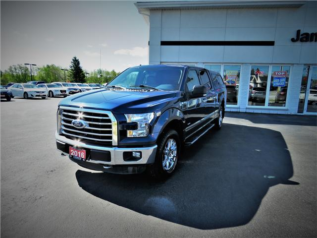 2016 Ford F-150 XLT (Stk: N19250A) in Timmins - Image 1 of 14