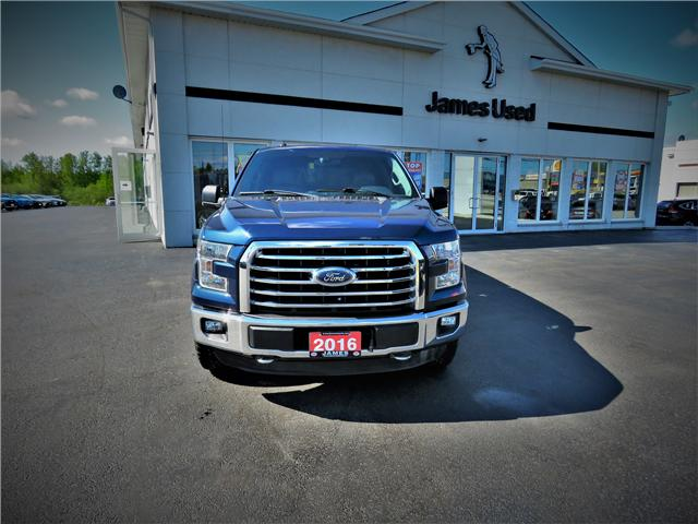2016 Ford F-150 XLT (Stk: N19250A) in Timmins - Image 2 of 14