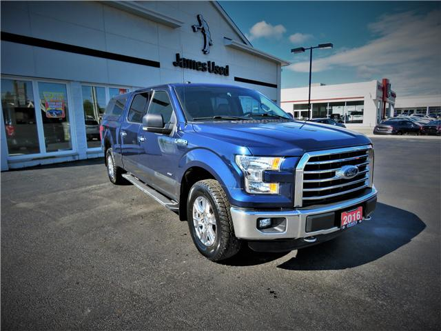 2016 Ford F-150 XLT (Stk: N19250A) in Timmins - Image 3 of 14
