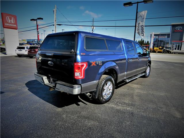 2016 Ford F-150 XLT (Stk: N19250A) in Timmins - Image 5 of 14