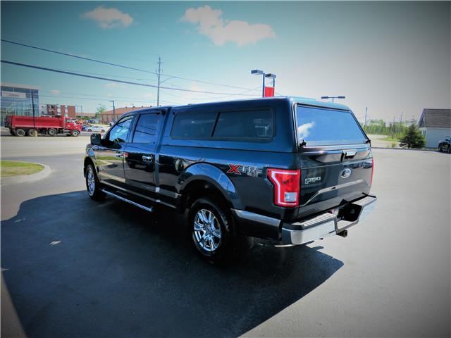 2016 Ford F-150 XLT (Stk: N19250A) in Timmins - Image 7 of 14