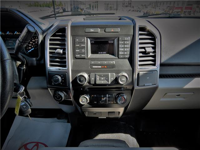 2016 Ford F-150 XLT (Stk: N19250A) in Timmins - Image 12 of 14