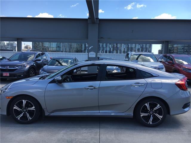 2017 Honda Civic Touring (Stk: V191044B) in Toronto - Image 2 of 24