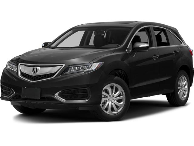 2016 Acura RDX Base (Stk: 802864) in Ottawa - Image 1 of 3