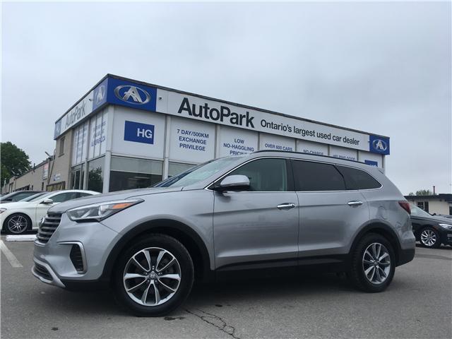 2018 Hyundai Santa Fe XL Premium (Stk: 18-87852) in Brampton - Image 1 of 26