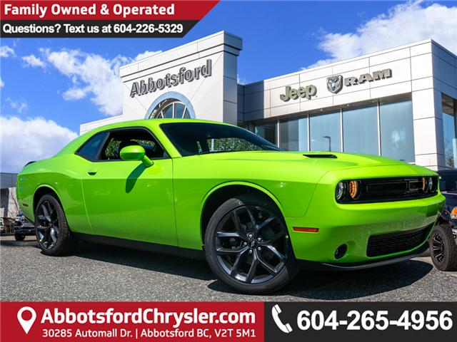 2019 Dodge Challenger SXT (Stk: K649406) in Abbotsford - Image 1 of 19