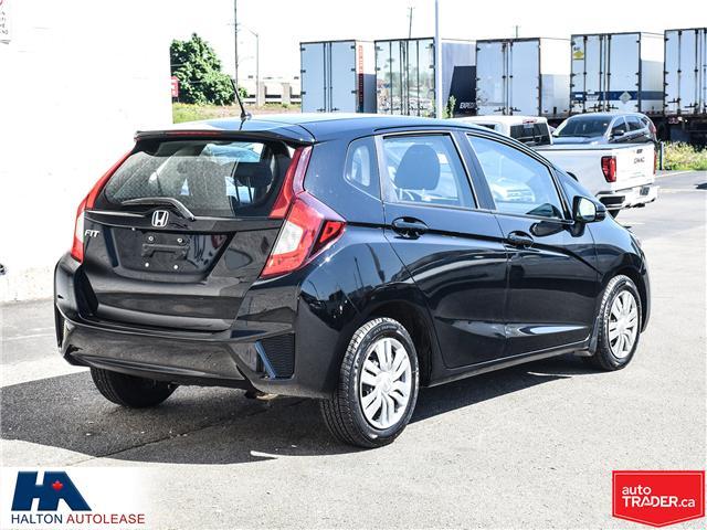 2016 Honda Fit LX (Stk: 310700) in Burlington - Image 4 of 19