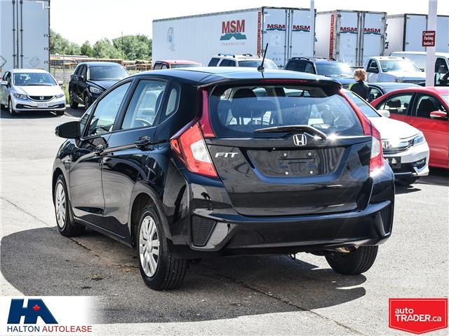 2016 Honda Fit LX (Stk: 310700) in Burlington - Image 6 of 19