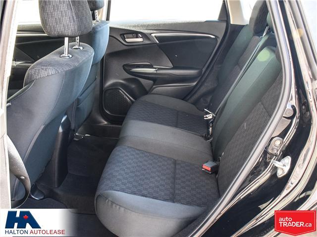 2016 Honda Fit LX (Stk: 310700) in Burlington - Image 14 of 19