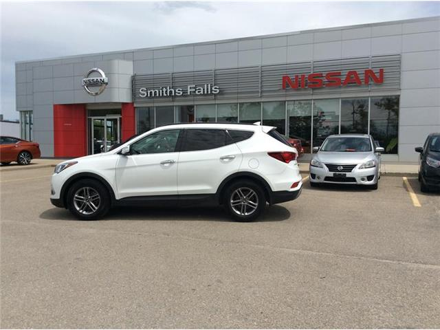 2017 Hyundai Santa Fe Sport 2.4 Luxury (Stk: 19-139A) in Smiths Falls - Image 1 of 13