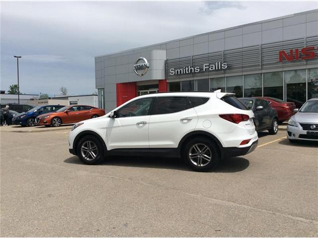 2017 Hyundai Santa Fe Sport 2.4 Luxury (Stk: 19-139A) in Smiths Falls - Image 3 of 13