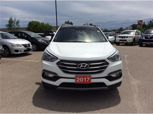 2017 Hyundai Santa Fe Sport 2.4 Luxury (Stk: 19-139A) in Smiths Falls - Image 5 of 13