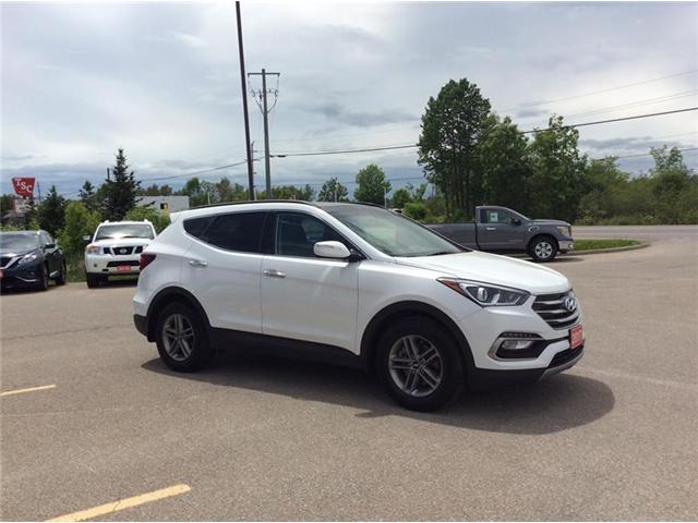 2017 Hyundai Santa Fe Sport 2.4 Luxury (Stk: 19-139A) in Smiths Falls - Image 7 of 13