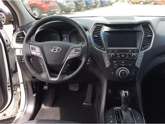 2017 Hyundai Santa Fe Sport 2.4 Luxury (Stk: 19-139A) in Smiths Falls - Image 9 of 13