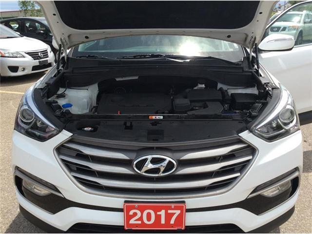 2017 Hyundai Santa Fe Sport 2.4 Luxury (Stk: 19-139A) in Smiths Falls - Image 11 of 13