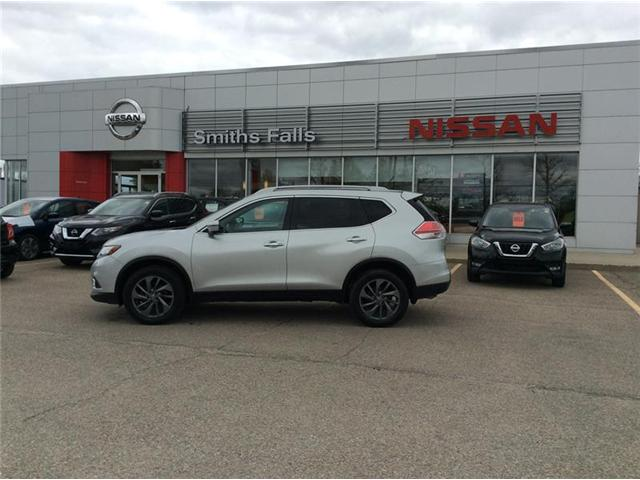 2016 Nissan Rogue SL Premium (Stk: 19-206A) in Smiths Falls - Image 1 of 13