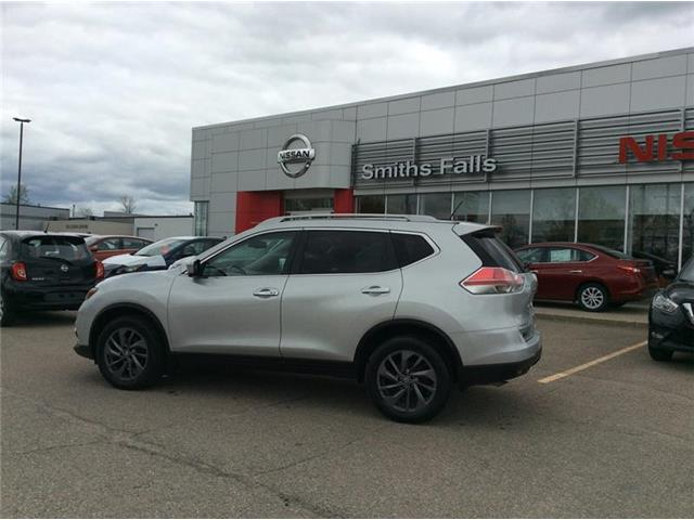 2016 Nissan Rogue SL Premium (Stk: 19-206A) in Smiths Falls - Image 3 of 13