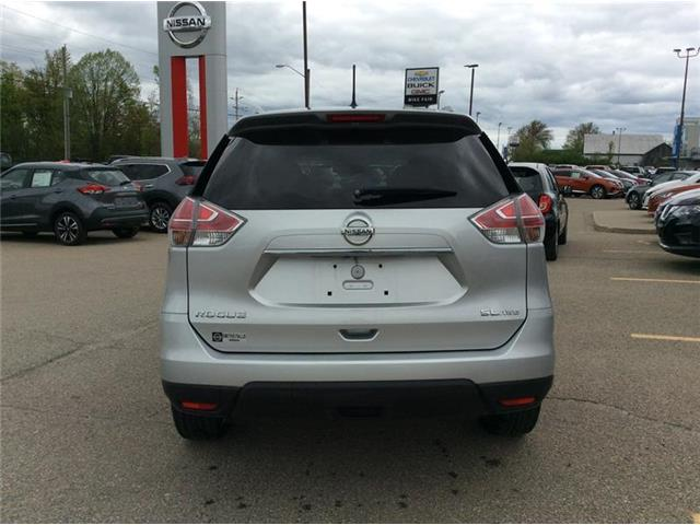 2016 Nissan Rogue SL Premium (Stk: 19-206A) in Smiths Falls - Image 4 of 13