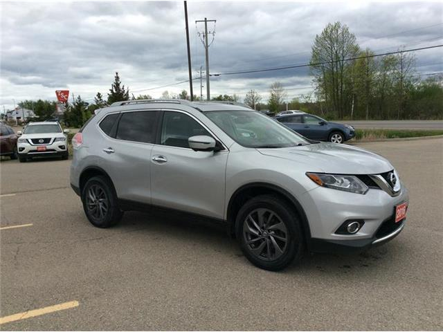 2016 Nissan Rogue SL Premium (Stk: 19-206A) in Smiths Falls - Image 7 of 13