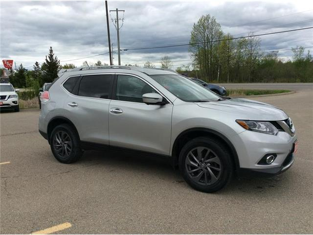 2016 Nissan Rogue SL Premium (Stk: 19-206A) in Smiths Falls - Image 8 of 13