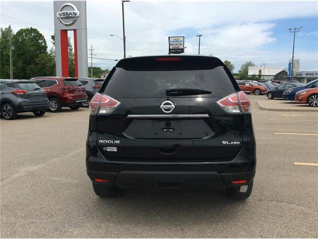 2016 Nissan Rogue SL Premium (Stk: P1991) in Smiths Falls - Image 4 of 13