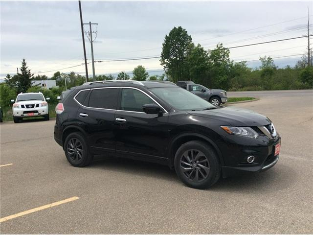 2016 Nissan Rogue SL Premium (Stk: P1991) in Smiths Falls - Image 8 of 13