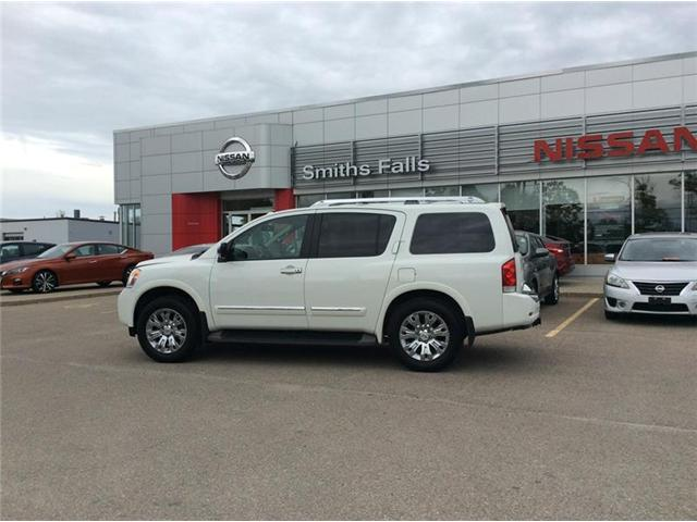 2015 Nissan Armada Platinum (Stk: P1992) in Smiths Falls - Image 2 of 13