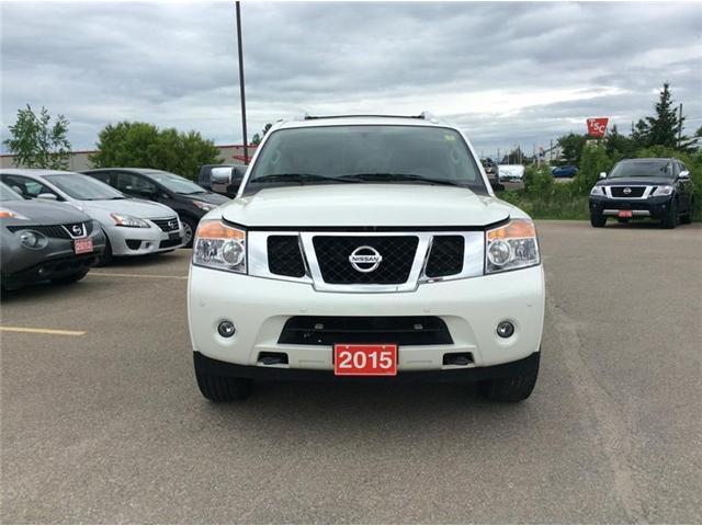 2015 Nissan Armada Platinum (Stk: P1992) in Smiths Falls - Image 6 of 13