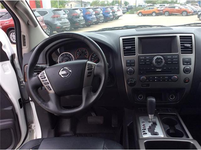 2015 Nissan Armada Platinum (Stk: P1992) in Smiths Falls - Image 11 of 13