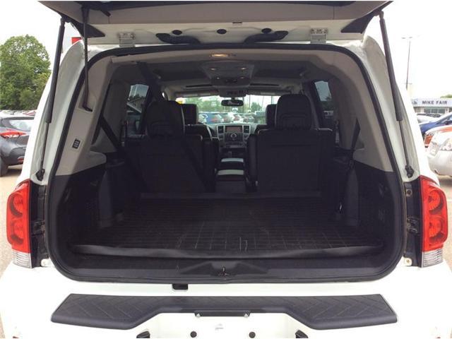 2015 Nissan Armada Platinum (Stk: P1992) in Smiths Falls - Image 12 of 13