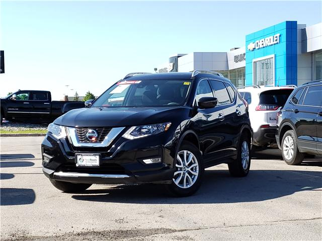 2019 Nissan Rogue SV (Stk: N13396) in Newmarket - Image 1 of 28