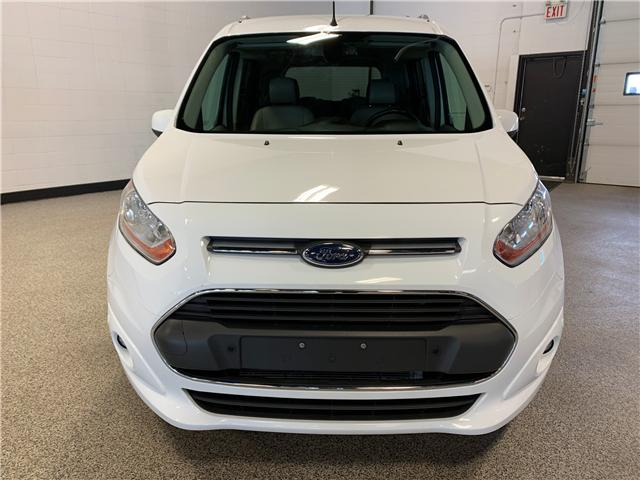 2017 Ford Transit Connect Titanium (Stk: P12073) in Calgary - Image 2 of 18