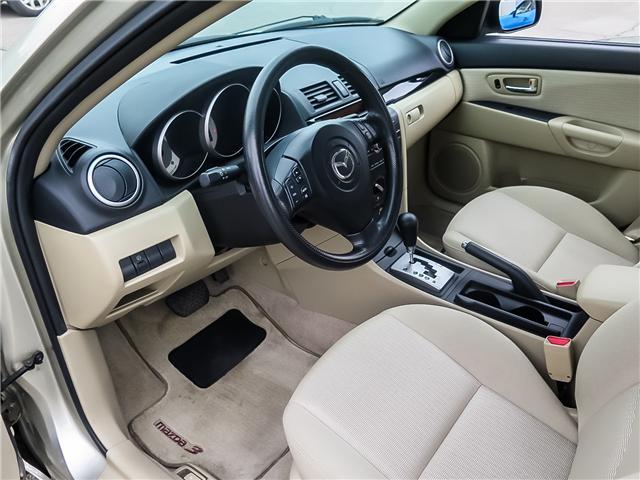 2009 Mazda Mazda3  (Stk: A5866A) in Waterloo - Image 10 of 22