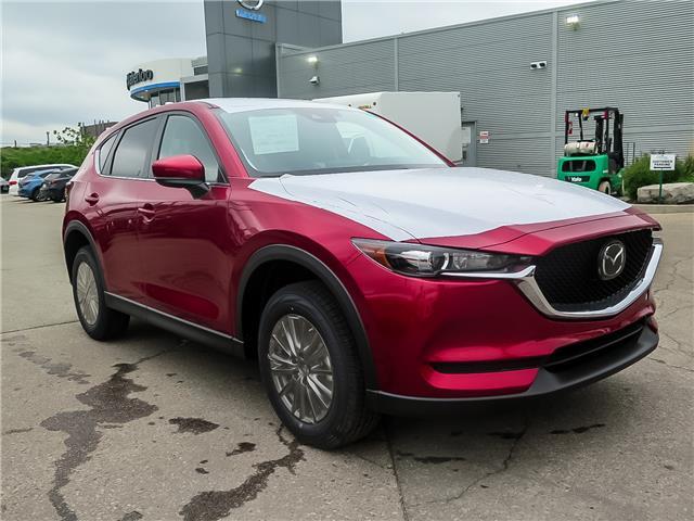 2019 Mazda CX-5 GS (Stk: M6639) in Waterloo - Image 3 of 16