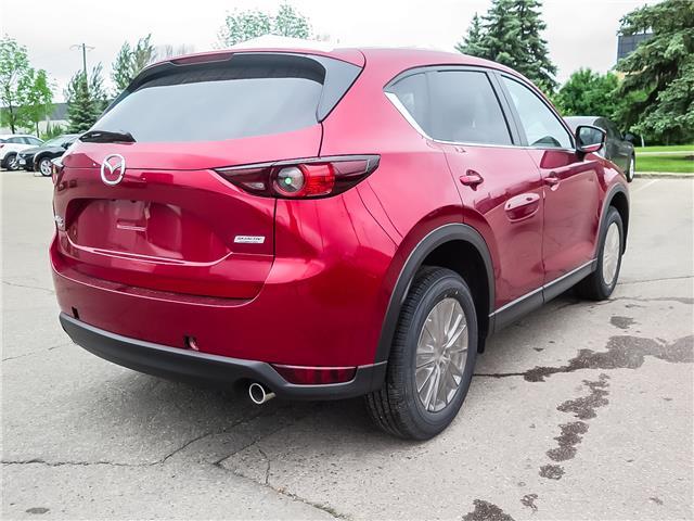 2019 Mazda CX-5 GS (Stk: M6639) in Waterloo - Image 4 of 16