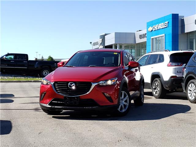 2018 Mazda CX-3 GX (Stk: N13403) in Newmarket - Image 1 of 11