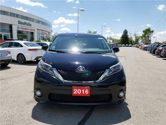 2016 Toyota Sienna SE 8 Passenger (Stk: P1843) in Whitchurch-Stouffville - Image 2 of 13