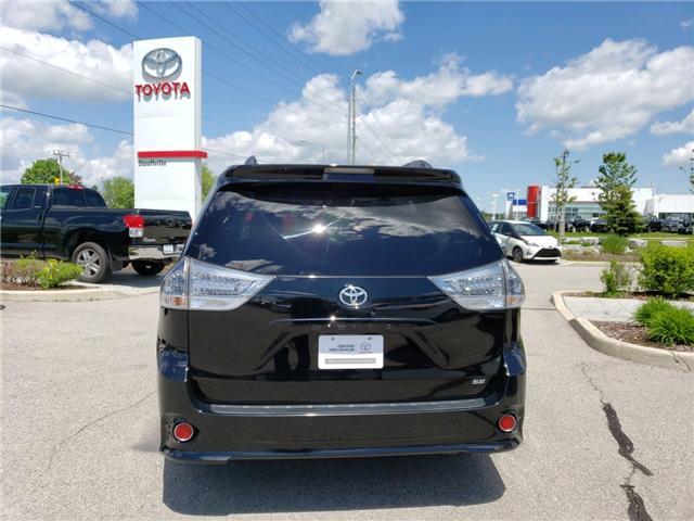 2016 Toyota Sienna SE 8 Passenger (Stk: P1843) in Whitchurch-Stouffville - Image 5 of 13
