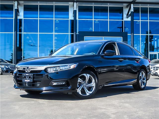 2018 Honda Accord EX-L (Stk: 38815A) in Kitchener - Image 1 of 24
