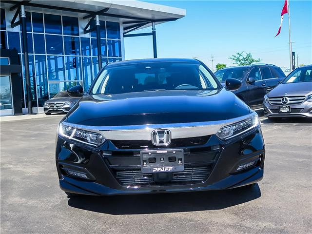2018 Honda Accord EX-L (Stk: 38815A) in Kitchener - Image 2 of 24