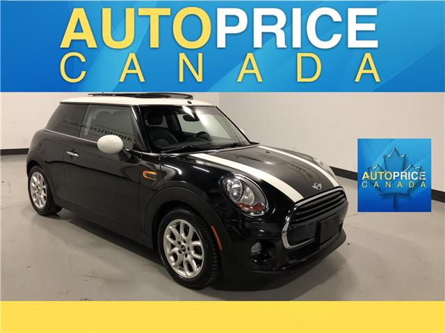 2016 MINI 3 Door Cooper (Stk: W0381) in Mississauga - Image 1 of 24