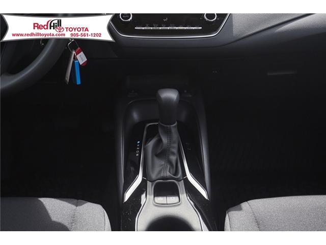 2020 Toyota Corolla LE (Stk: 20032) in Hamilton - Image 12 of 16