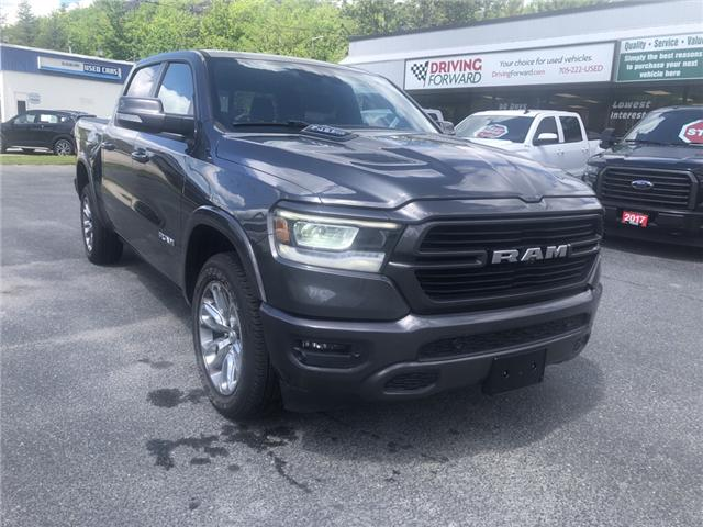 2019 RAM 1500 27H Laramie (Stk: DF1623) in Sudbury - Image 1 of 27
