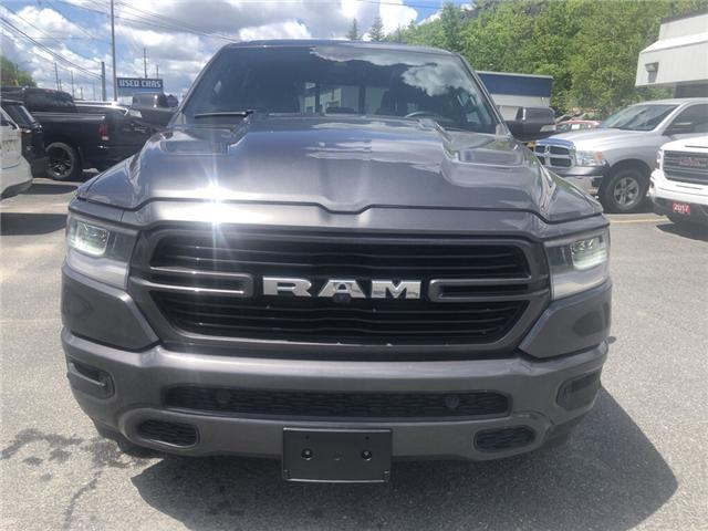 2019 RAM 1500 27H Laramie (Stk: DF1623) in Sudbury - Image 3 of 27